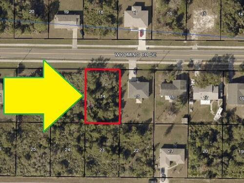1666 Wyoming Drive SE, Palm Bay, FL 32909