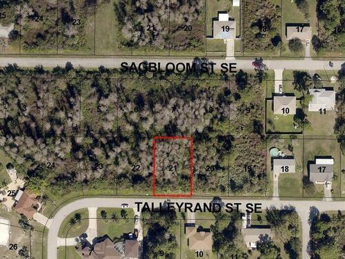 1333 Talleyrand Street SE, Palm Bay, FL 32909