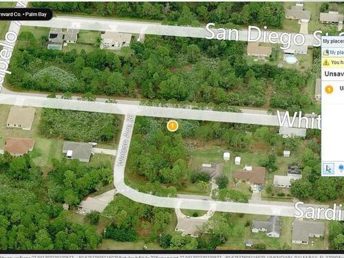 00000 Whittier And Watson Corner Avenue SE, Palm Bay, FL 32909