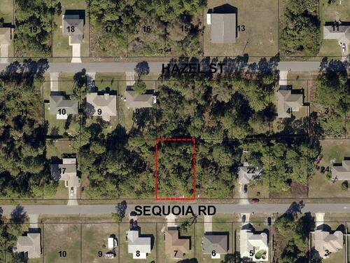1349&1341 Sequoia Road NW, Palm Bay, FL 32907