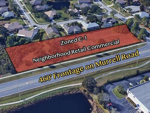 Murrell Road, Rockledge, FL 32955