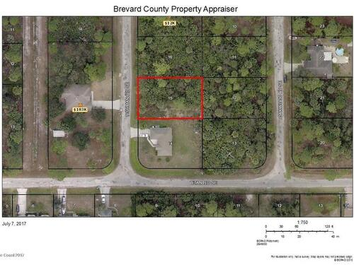 2993&2987 Tishman Road SE, Palm Bay, FL 32909