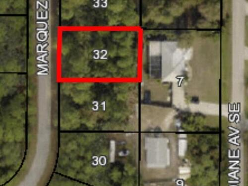 2555 Marquez Avenue SE, Palm Bay, FL 32909