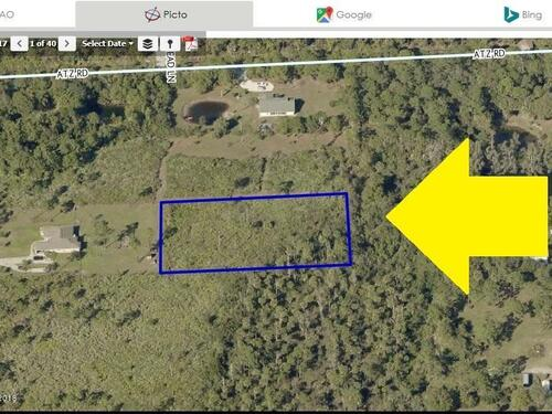 00000 No Access Sw Of Matthews&Atz Road, Malabar, FL 32950