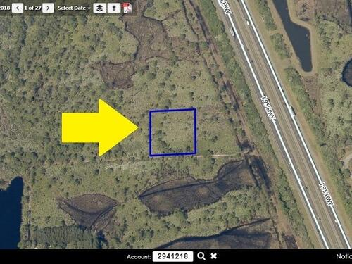 00000 No Access - North Of Whynot Drive, Malabar, FL 32950