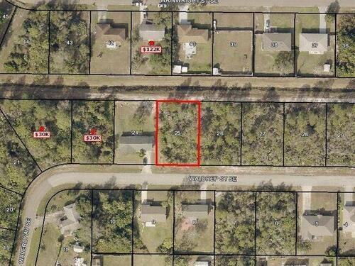 1631&1641 Waldrep Street SE, Palm Bay, FL 32909