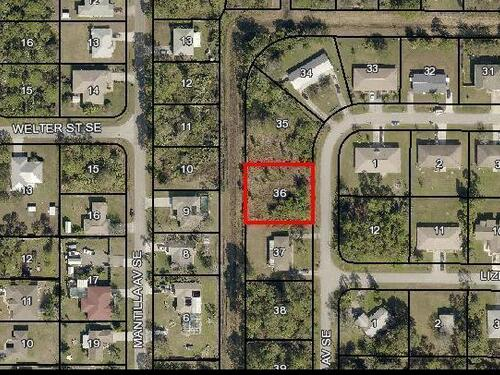 2310 Madrid Avenue SE, Palm Bay, FL 32909