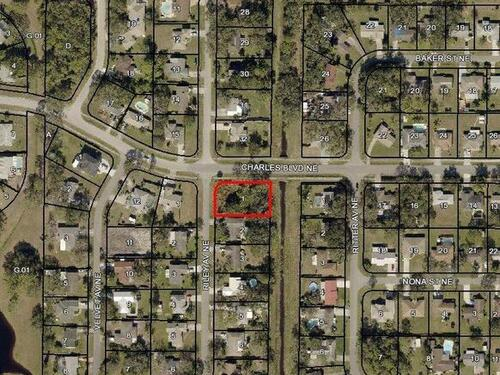 Riley (Corner Of Charles) Avenue NE, Palm Bay, FL 32907