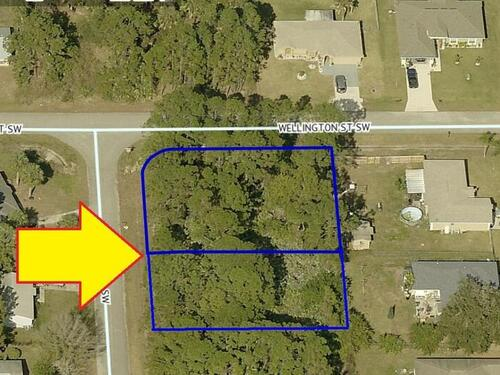 403-411 Two Adjacent Lots On Tunis Road, Palm Bay, FL 32908