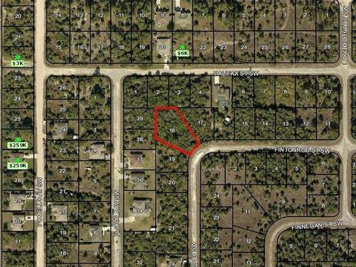 3 Lots Arnold And Fintonrod Avenue SW, Palm Bay, FL 32908