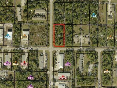 1801 Agora (Corner Of Thor Ave.) Circle SE, Palm Bay, FL 32909