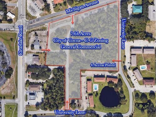 0000 Michigan Avenue, Cocoa, FL 32922