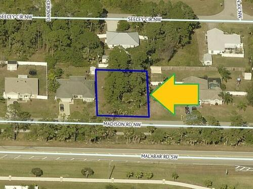 1541 Madison Road NW, Palm Bay, FL 32907