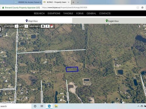 000000 No Access Future Grace Lane, Malabar, FL 32950