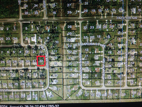 1205 Hedgecoth Street NW, Palm Bay, FL 32907