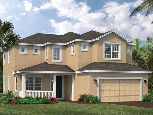 3319 Ribbon Grass Drive, Melbourne, FL 32940