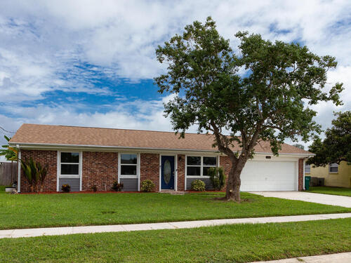 1400 Glen Haven Drive, Merritt Island, FL 32952