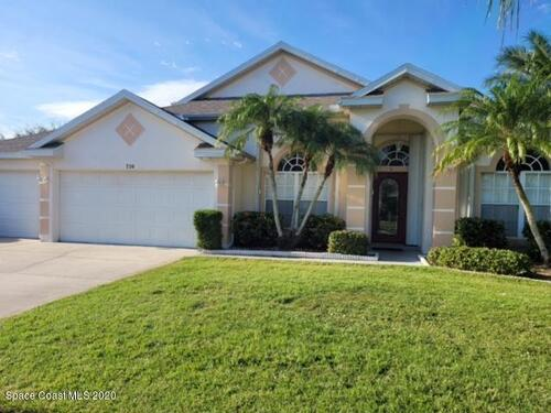 736 Carriage Hill Road, Melbourne, FL 32940