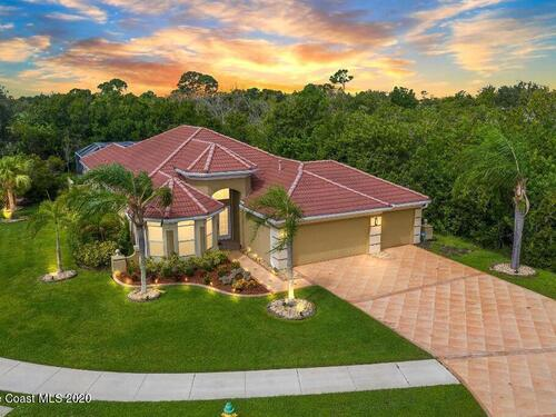 7992 OLD TRAMWAY Drive, Melbourne, FL 32940